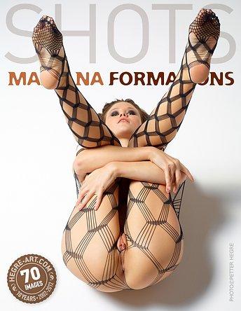 Marjana Formationen