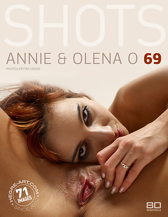 Marlene y Olena O 69