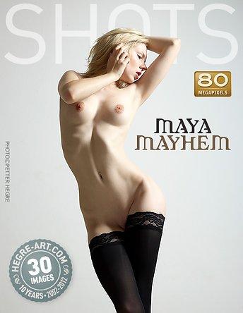 Maya Körperverletzung