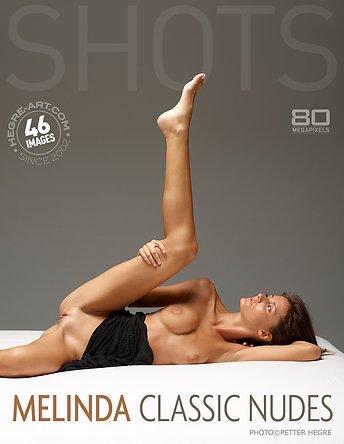 Melinda classic nudes