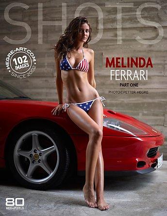 Melinda Ferrari part1