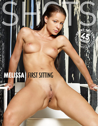 Melissa first sitting