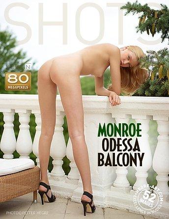 Monroe Odessa-Balkon