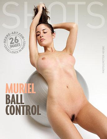 Muriel control de pelota