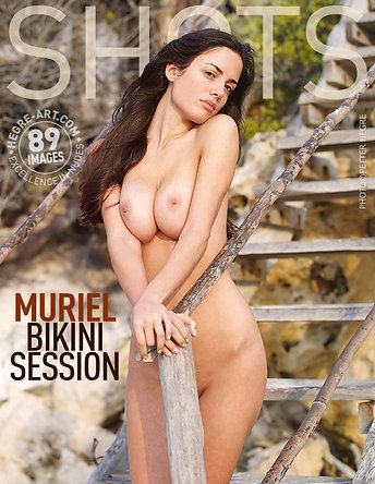 Muriel sesión bikini