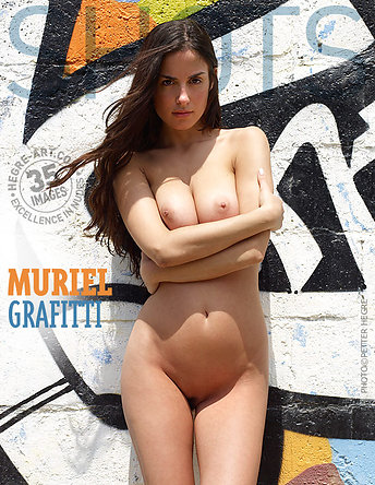 Muriel graffiti