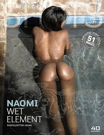 Naomi elemento líquido