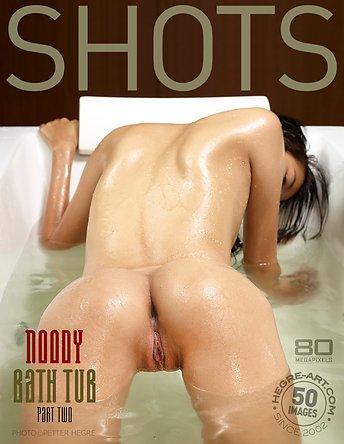Noody bañera parte2