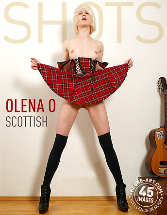 Olena O. escocesa