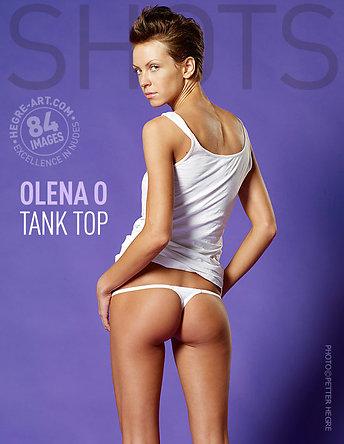 Olena O camiseta tirantes