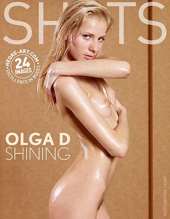 Olga D. shining