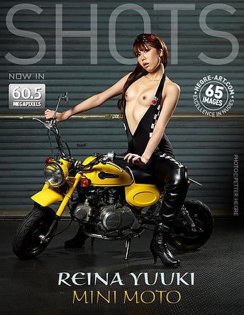 Reina Yuuki mini moto