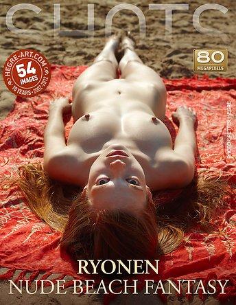 Ryonen fantasía playa nudista