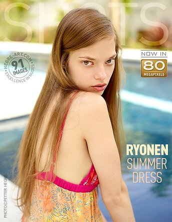 Ryonen summer dress