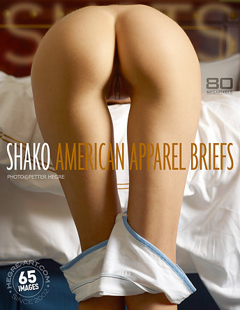 Shako American Apparel briefs