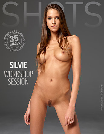 Silvie sesión workshop Hegre