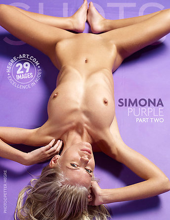 Simona purple part 2