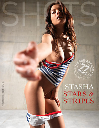 Stasha stars and stripes