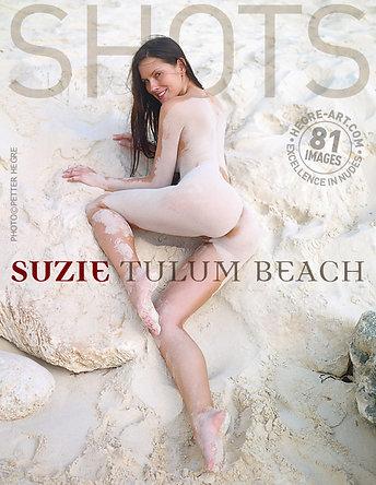 Suzie tulum beach