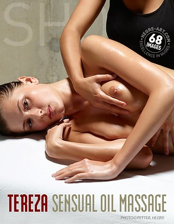 Tereza sensual oil massage