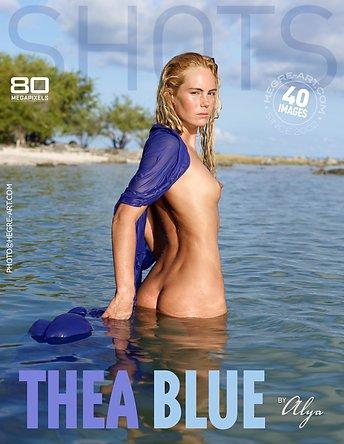 Thea blau von Alya