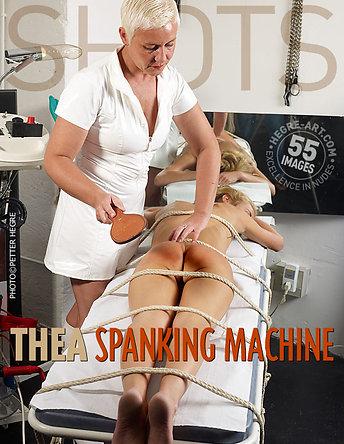 Thea máquina de nalgadas