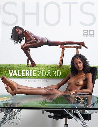 Valerie 2D & 3D