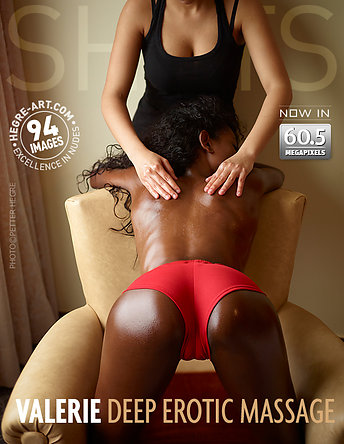 Valérie massage érotique profond