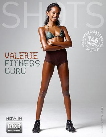 Valerie gurú del fitness