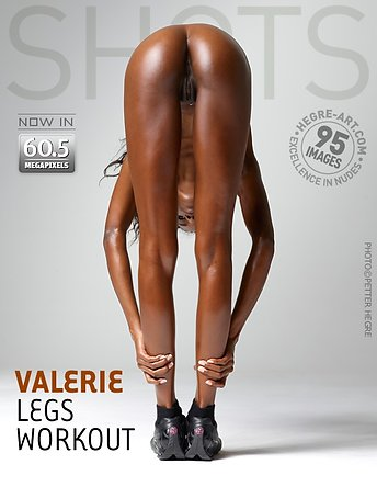 Valerie legs workout