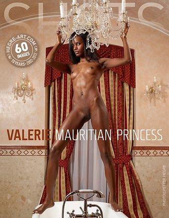 Valerie Mauritian princess