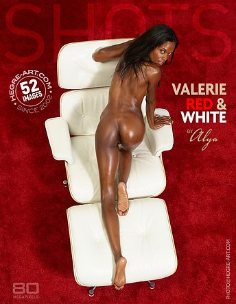 Valerie red and white by Alya