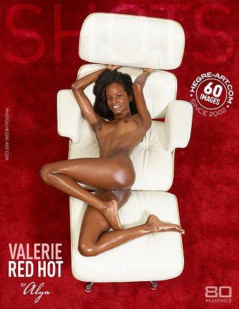 Valerie red hot by Alya
