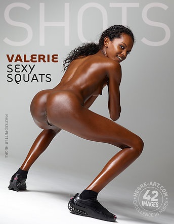 Valérie positions sexy