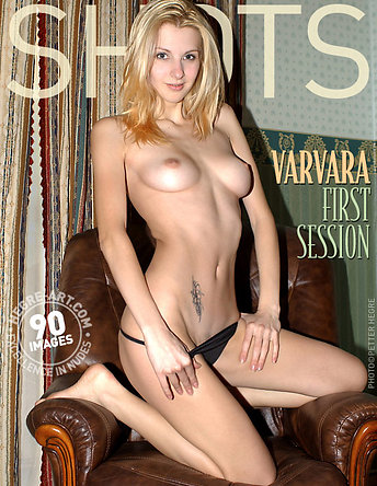 Varvara first session