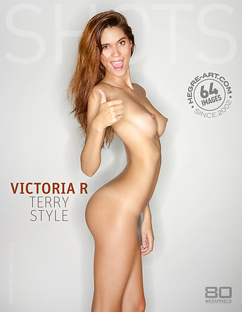 Victoria R terry style by Jon