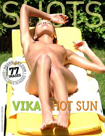 Vika soleil chaud