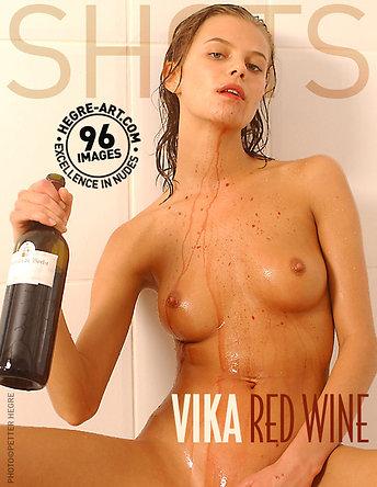 Vika vin rouge