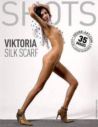 Viktoria silk scarf