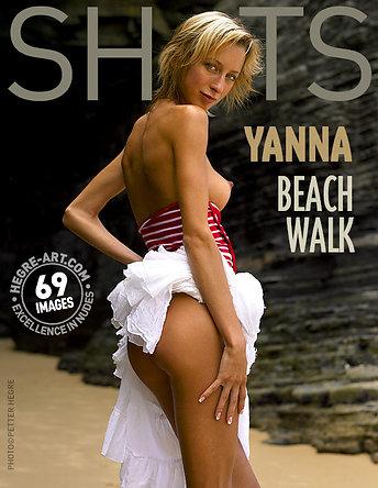 Yanna beach walk