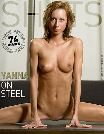 Yanna on steel