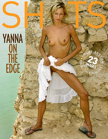 Yanna on the edge