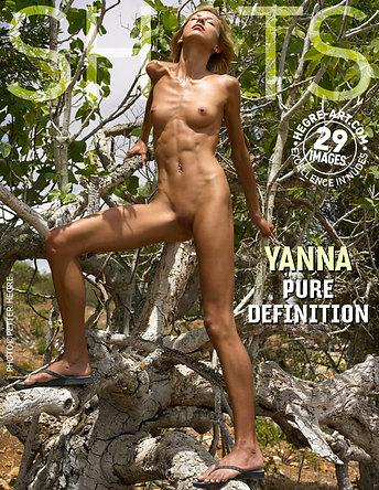 Yanna pure definition