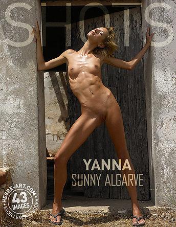 Yanna sonnige Algarve