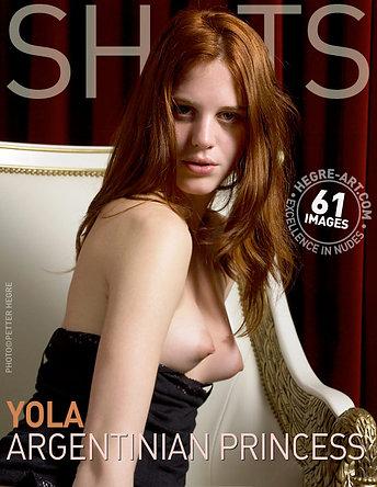 Yola Argentinian princess
