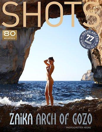 Zaika Das blaue Fenster von Gozo