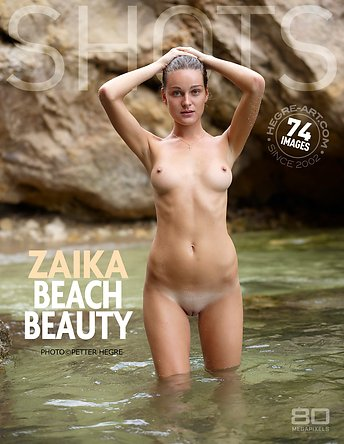 Zaika beach beauty