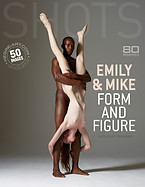 Emily Und Mike Form Figur