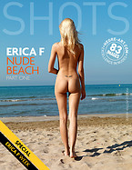 Erica F nude beach part1