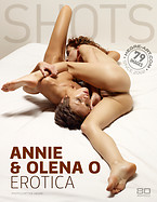 Marlene and Olena O erotica